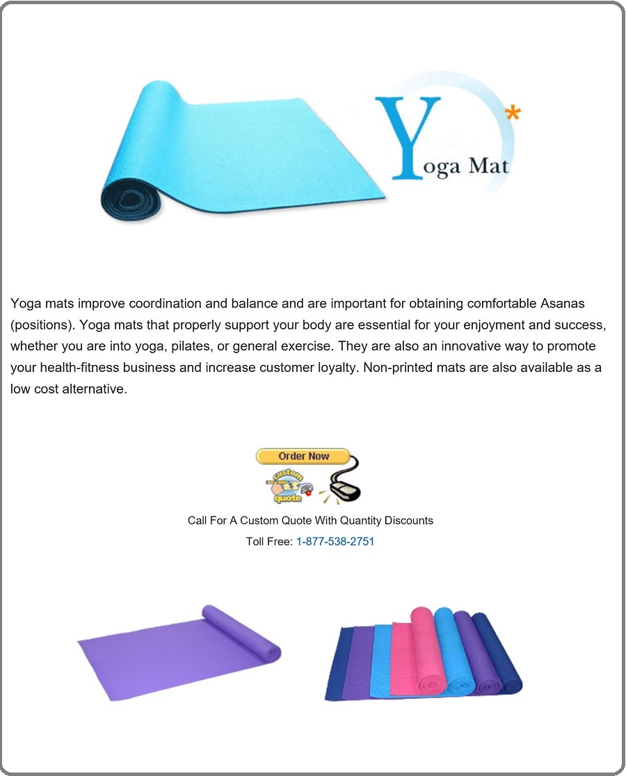 Yoga Mat Floor Mats
